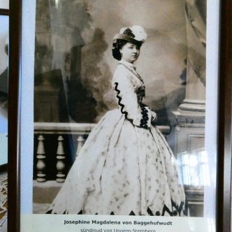 Nõva mõisa viimane mõisaproua Josephine